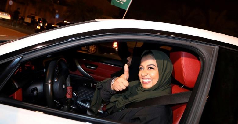Женщинам в Саудовской Аравии окончательно разрешили садиться за руль 2