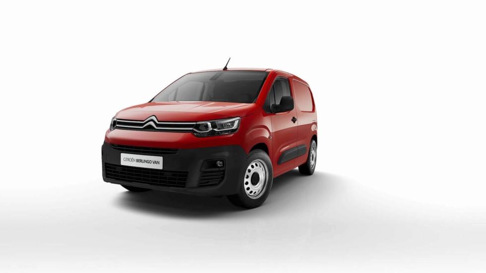 Новые Opel Combo, Citroen Berlingo и Peugeot Partner получили увеличенную грузоподъемность 1