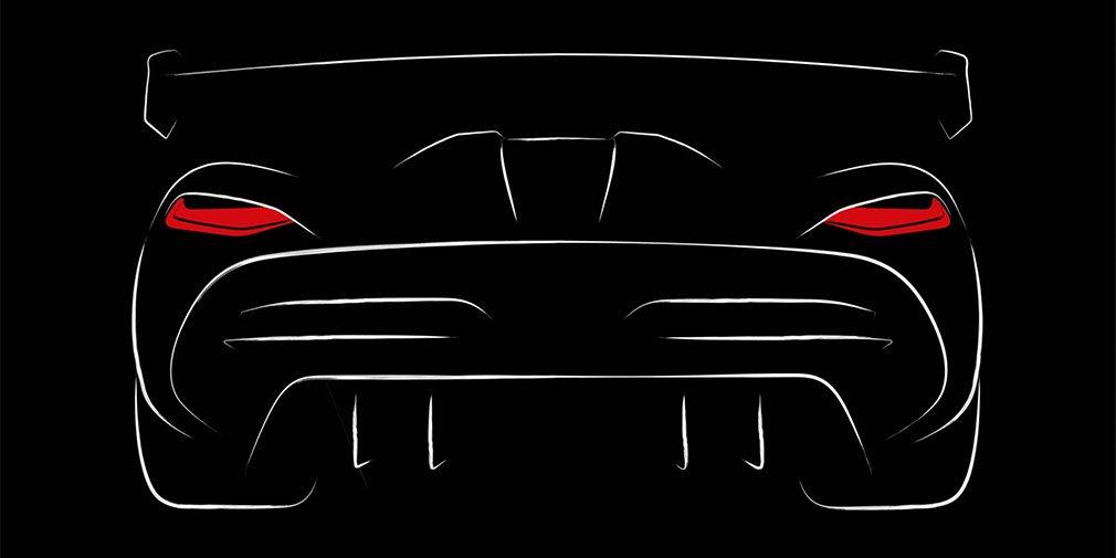 Koenigsegg анонсировал новый гиперкар 1