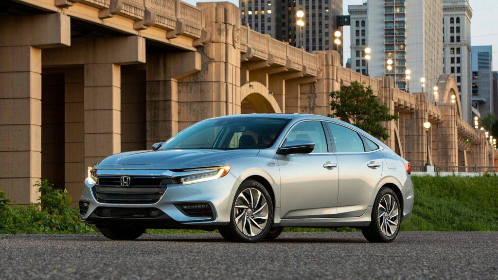 Honda представит простой и экономичный седан 1