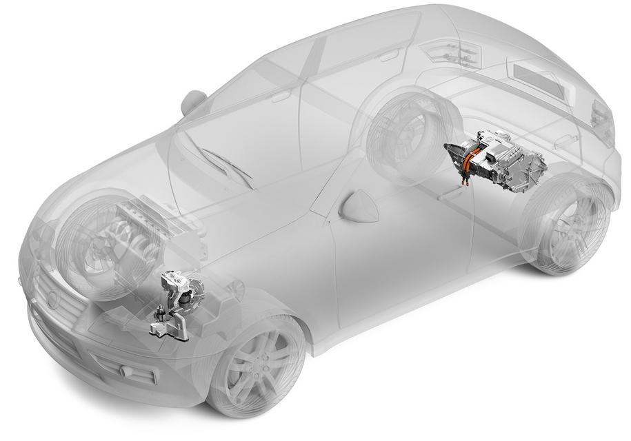 Компания ZF показала гибридный Renault Duster 2