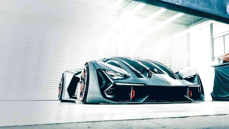 Суперкары Lamborghini станут гибридами 1