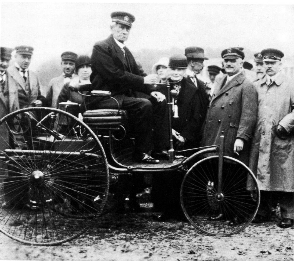 «Первый в мире» автомобиль выставят на торги 1