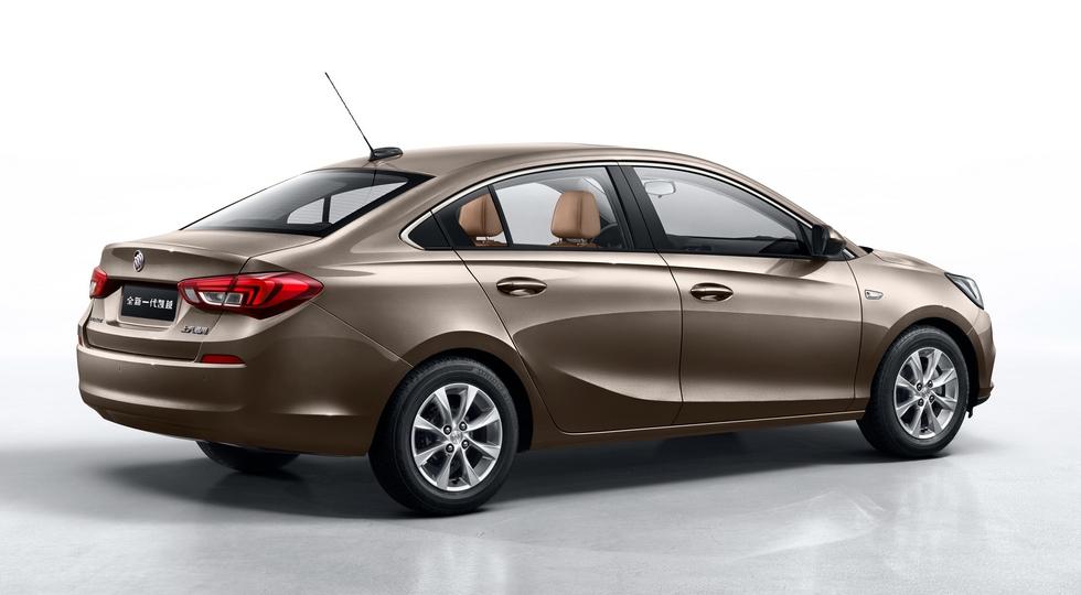 Топовый Buick Excelle оказался дешевле, чем Hyundai Verna 2