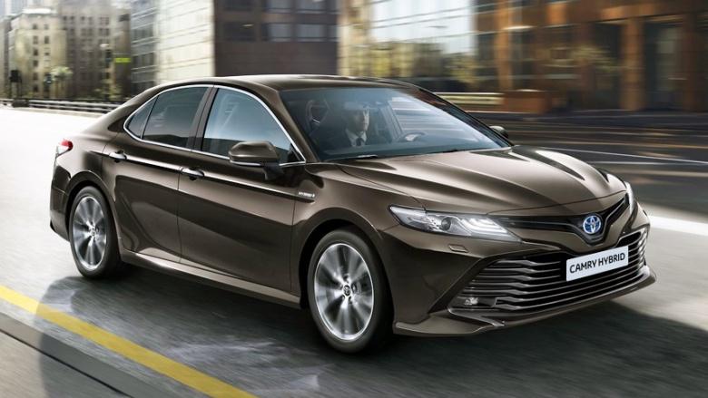 Toyota Camry официально возвращается в Европу 1