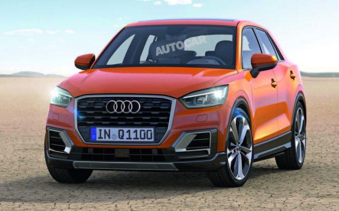 Audi расширяет линейку кроссоверов 1