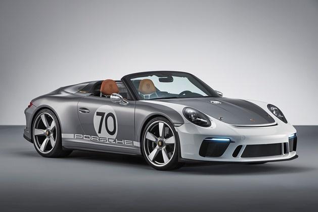 Компания Porsche сделала себе подарок к 70-летию 1