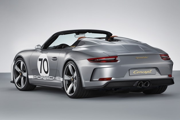 Компания Porsche сделала себе подарок к 70-летию 2