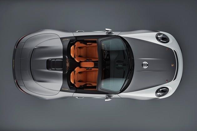 Компания Porsche сделала себе подарок к 70-летию 4
