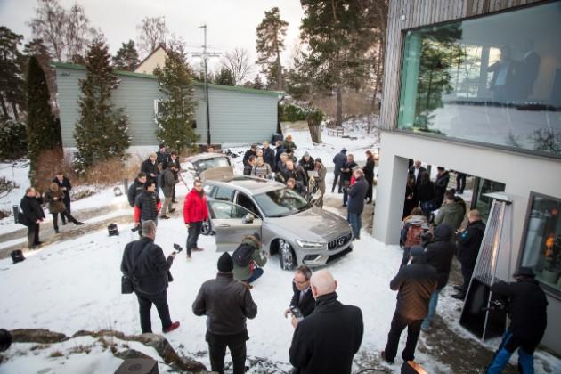 Volvo пропустит Женевский автосалон 1