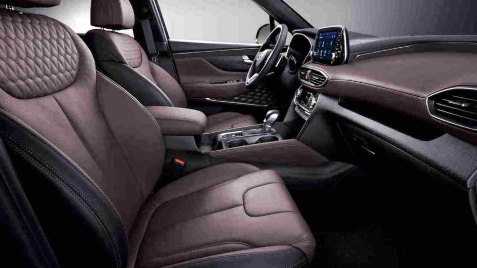 Hyundai Santa Fe получил «люксовую» версию 2