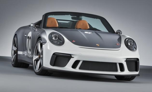 Компания Porsche сделала себе подарок к 70-летию 6