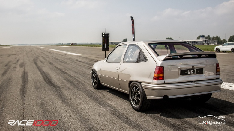 Opel Kadett получил 1250-сильный двигатель — в разделе «Звук и тюнинг» на сайте AvtoBlog.ua