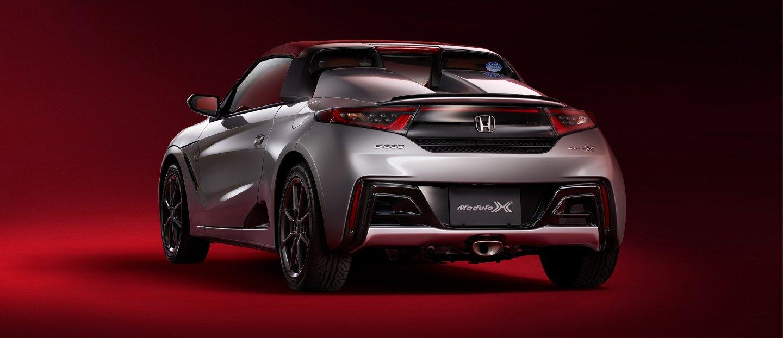 Маленький родстер Honda обзавелся «прокаченной» версией 2