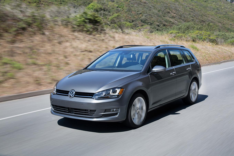 С поставками «дизельгейтных» VW Golf в Украину возникли проблемы 1