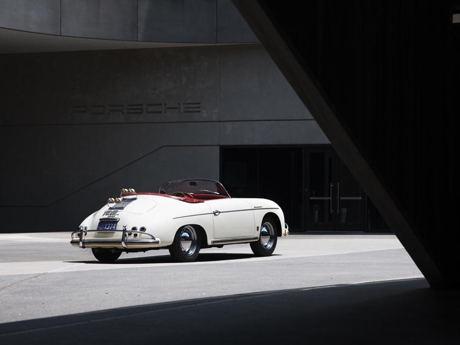 Porsche, пробывший в один руках 51 год, выставят на торги 2