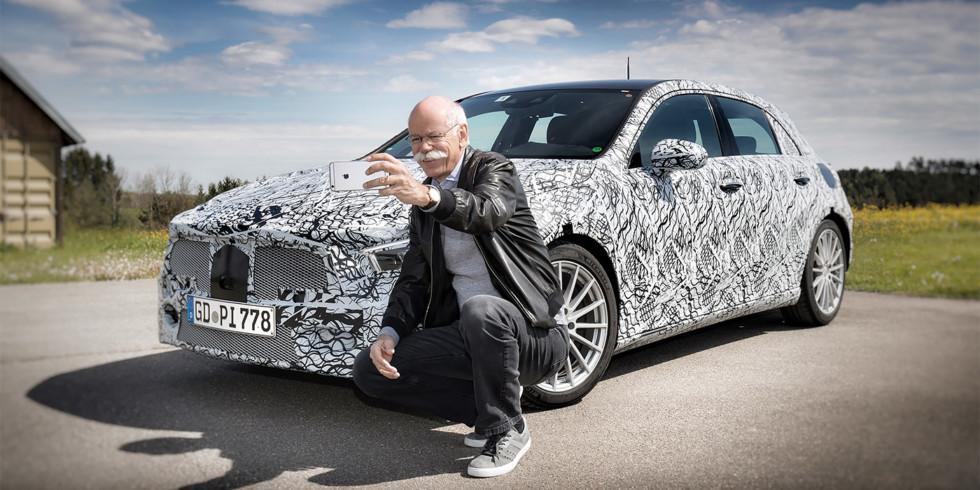 «Дизельгейт» может захлестнуть Mercedes-Benz 1