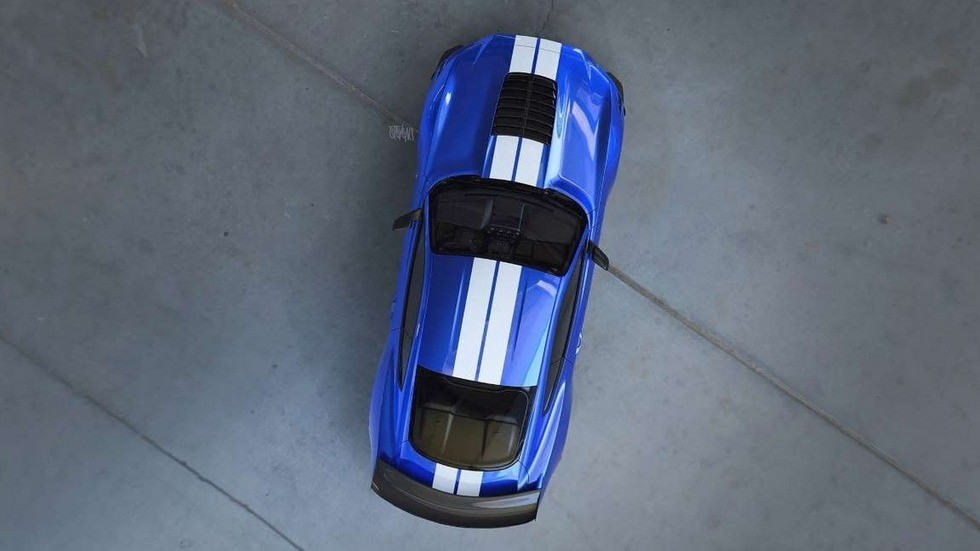 Ford представит самый мощный Mustang 1