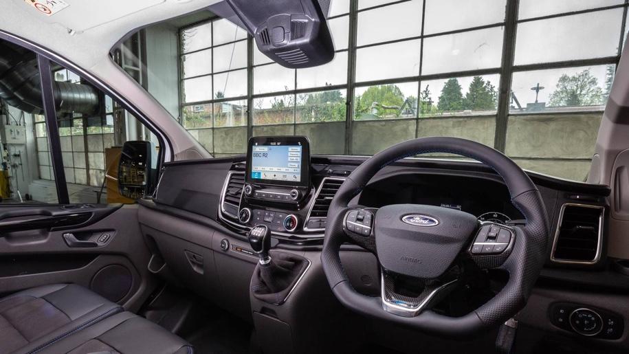 Ford Transit получит WRC-версию 3