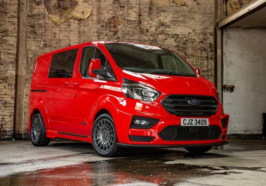 Ford Transit получит WRC-версию 1