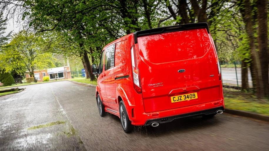 Ford Transit получит WRC-версию 2