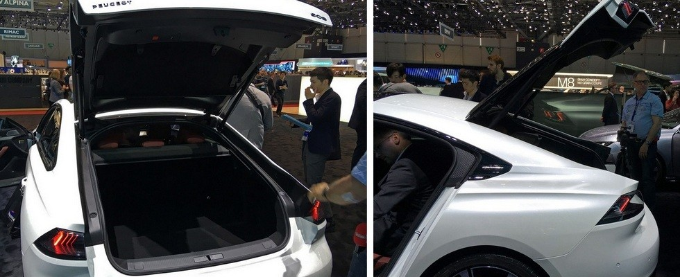 Peugeot 508 получит удлиненную версию 1