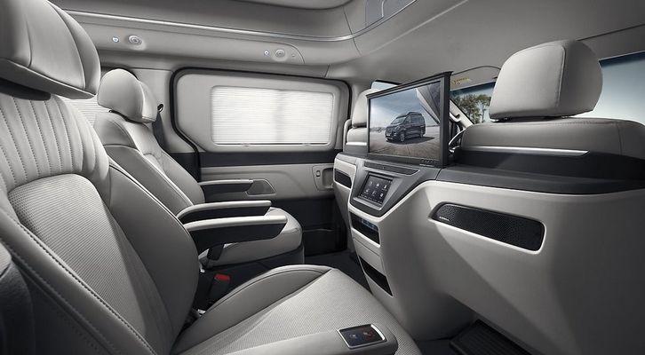Hyundai презентовал необычный «лимузин» 2