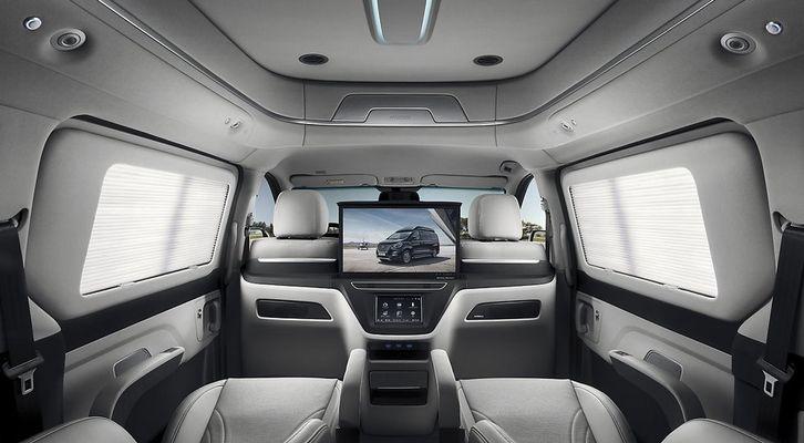 Hyundai презентовал необычный «лимузин» 1