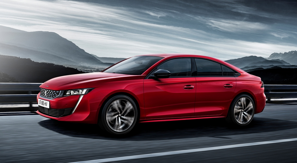 Peugeot 508 получит удлиненную версию 2
