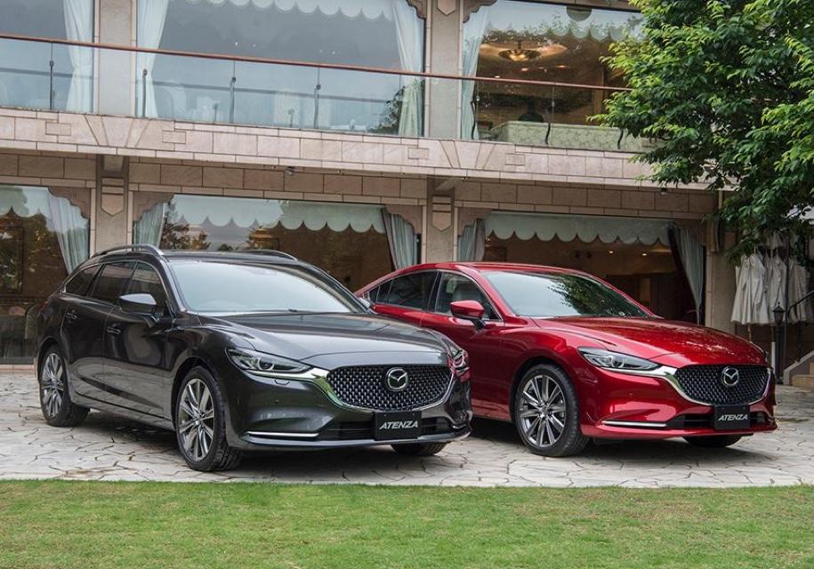 Mazda6 получила новый турбодизель 2