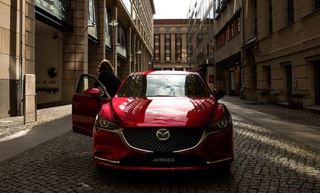 Mazda6 получила новый турбодизель 1