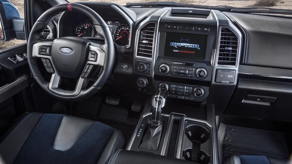 «Хардкорный» Ford F-150 Raptor получил более «умную» подвеску 1