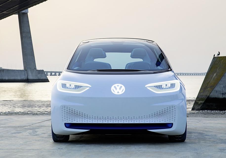 Новый электрокар Volkswagen будет похож на концепт 1