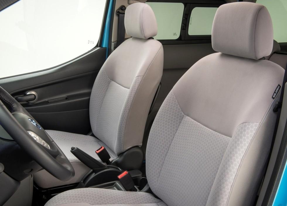 Стартовали поставки нового электрического минивэна Nissan e-NV200 1