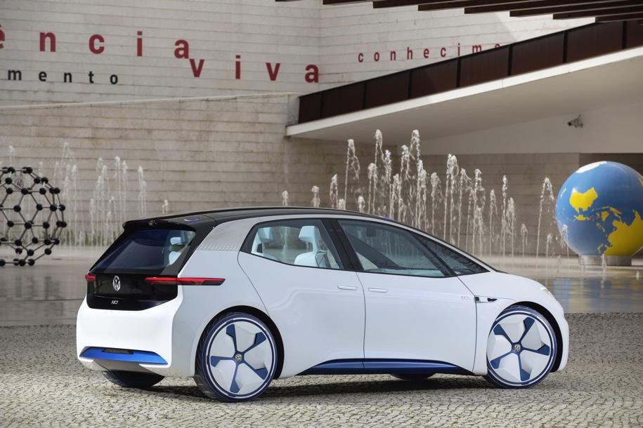 Новый электрокар Volkswagen будет похож на концепт 2