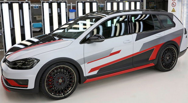 Volkswagen Golf получил две спецверсии 2
