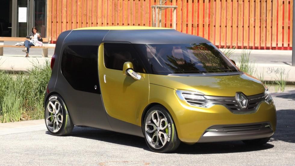 Renault представит новый Kangoo  1