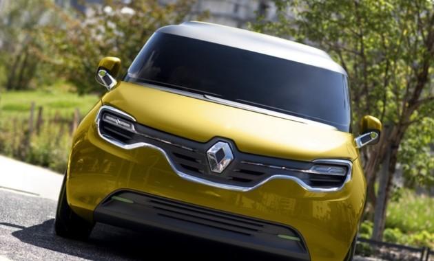 Renault представит новый Kangoo  2