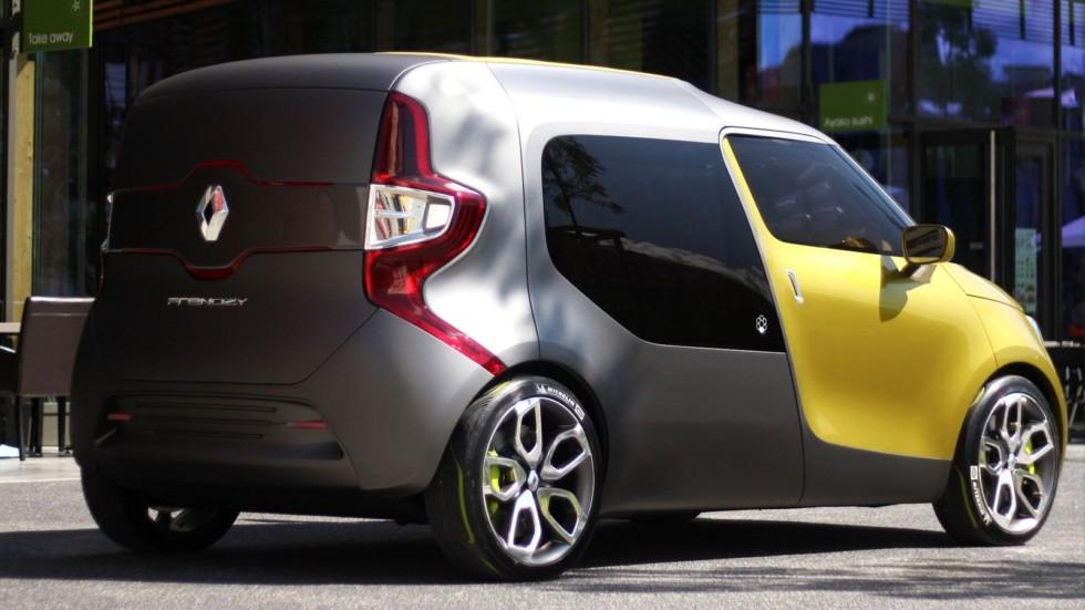 Renault представит новый Kangoo  3