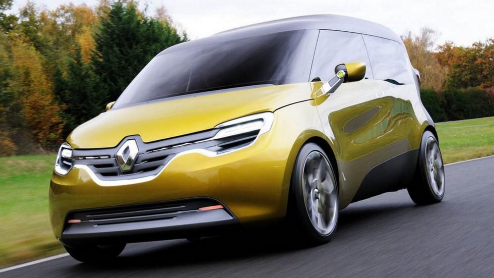 Renault представит новый Kangoo  4