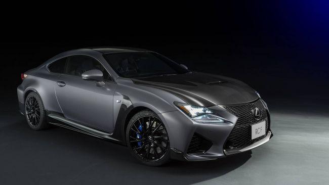 Lexus RC F показал свои возможности 1