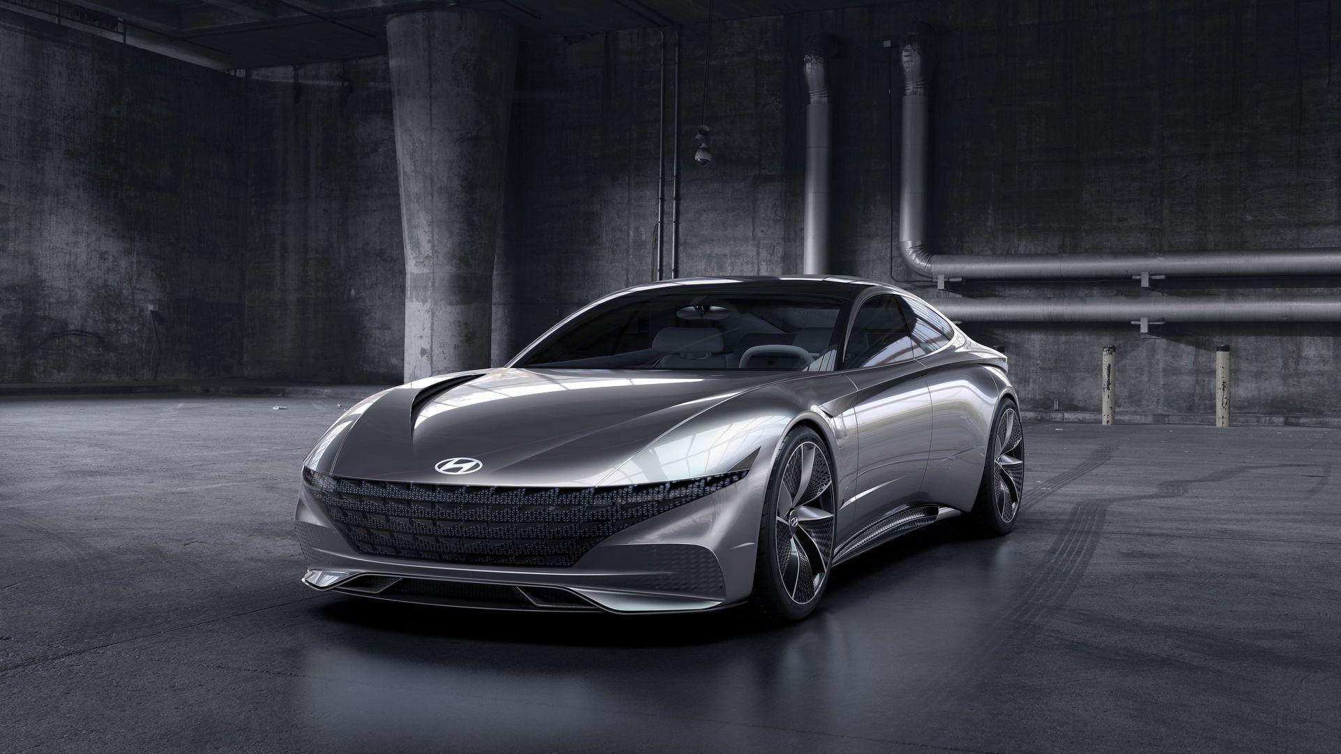 Hyundai осмелился на еще один дерзкий концепт 1