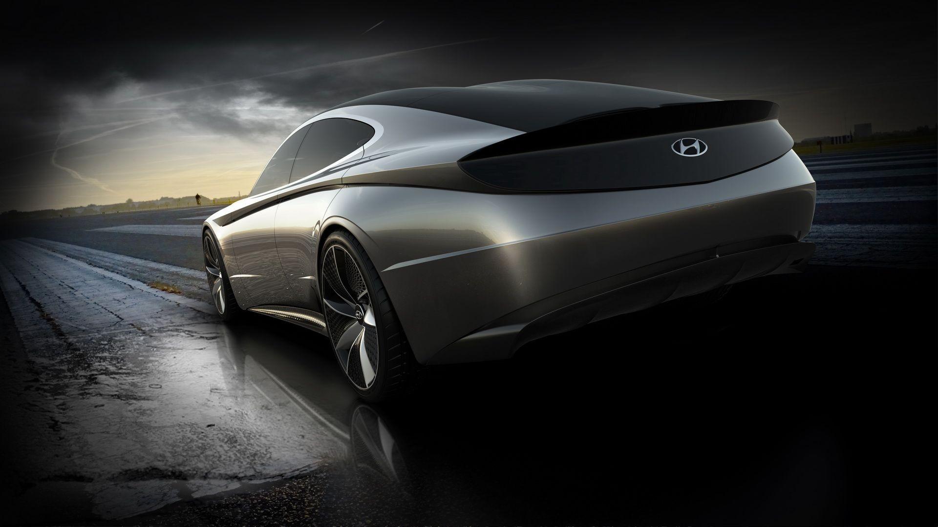 Hyundai осмелился на еще один дерзкий концепт 2