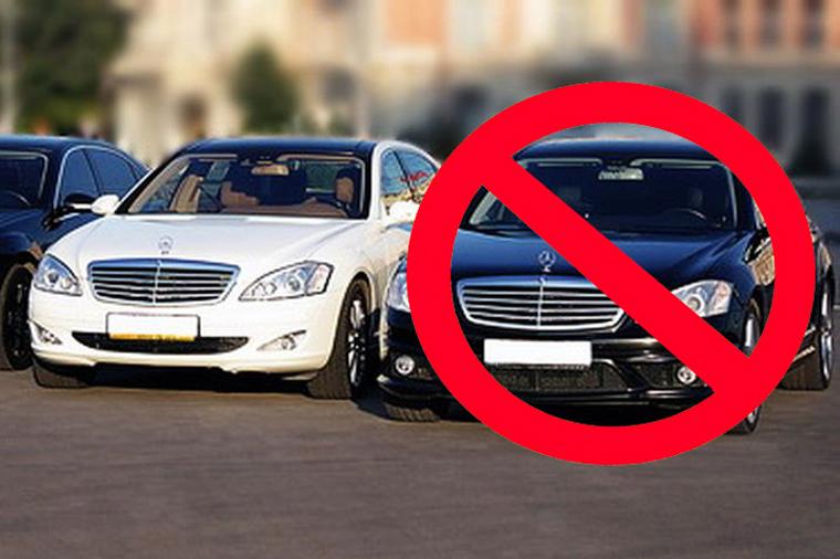 Жители Туркменистана массово перекрашивают свои автомобили 1