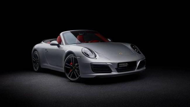 Porsche 911 получил эксклюзивную версию 1