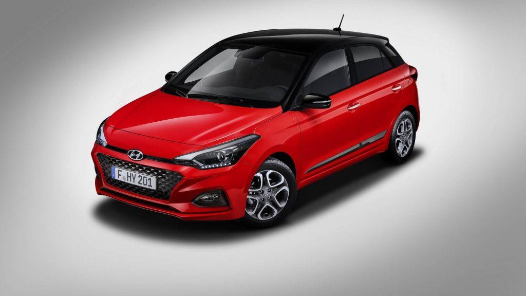 Hyundai i20 стал красивей и технологичней 1