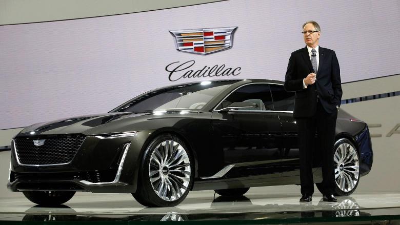 Глава марки Cadillac ушел в отставку 1