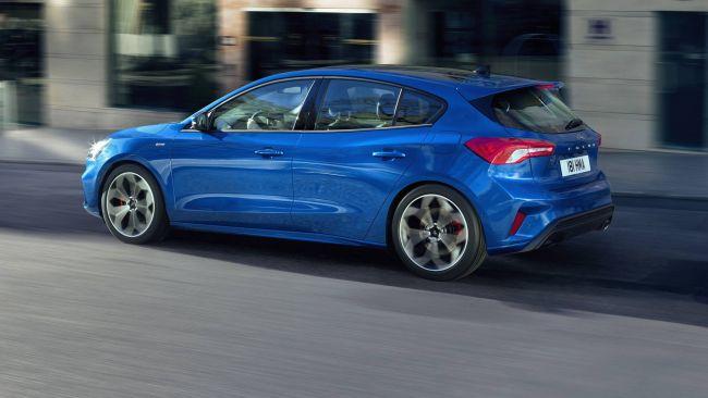 Ford переведет Focus на новую платформу 1