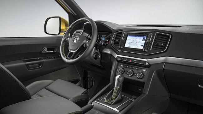 Volkswagen представил самый мощный пикап Amarok 3