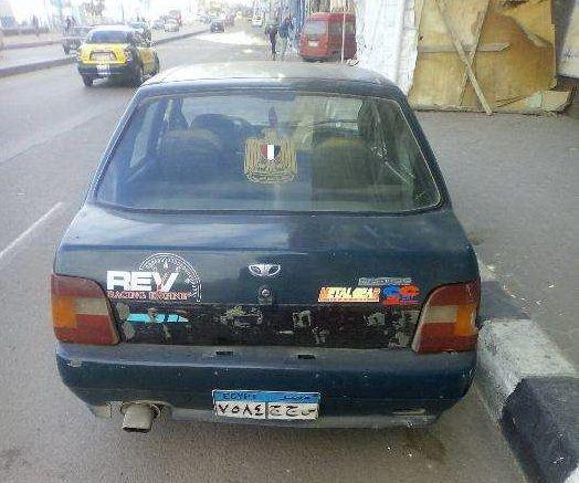 Сколько стоит «ЗАЗ Славута» в Египте 1